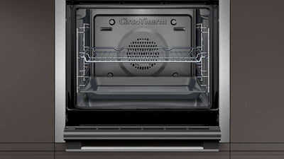 Neff B6ACH7AN0A Built-In Single Oven With CircoTherm