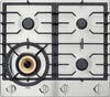 Asko HG1666SD 60cm Gas Cooktop - Stainless Steel