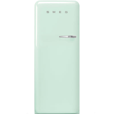 Smeg FAB28 50's Retro Style Refrigerator/Freezer - Right or Left Hand Hinge, Multiple Colours Available