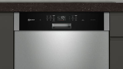 Neff S215M60S0A 60cm Built-Under Dishwasher