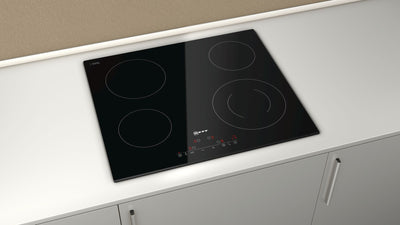 Neff T11D41X2 Electric Cooktop With Integrated Controls