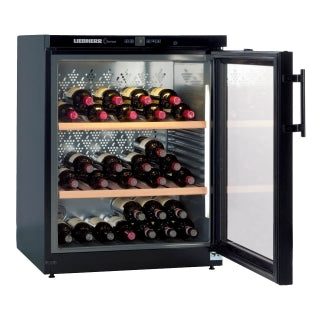 Liebherr WKb 1712 Freestanding Single Zone Wine Cellar