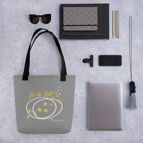 *Be the Light* Tote bag