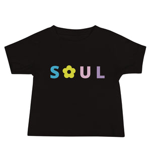 *Soul* Design Baby Jersey Short Sleeve Tee