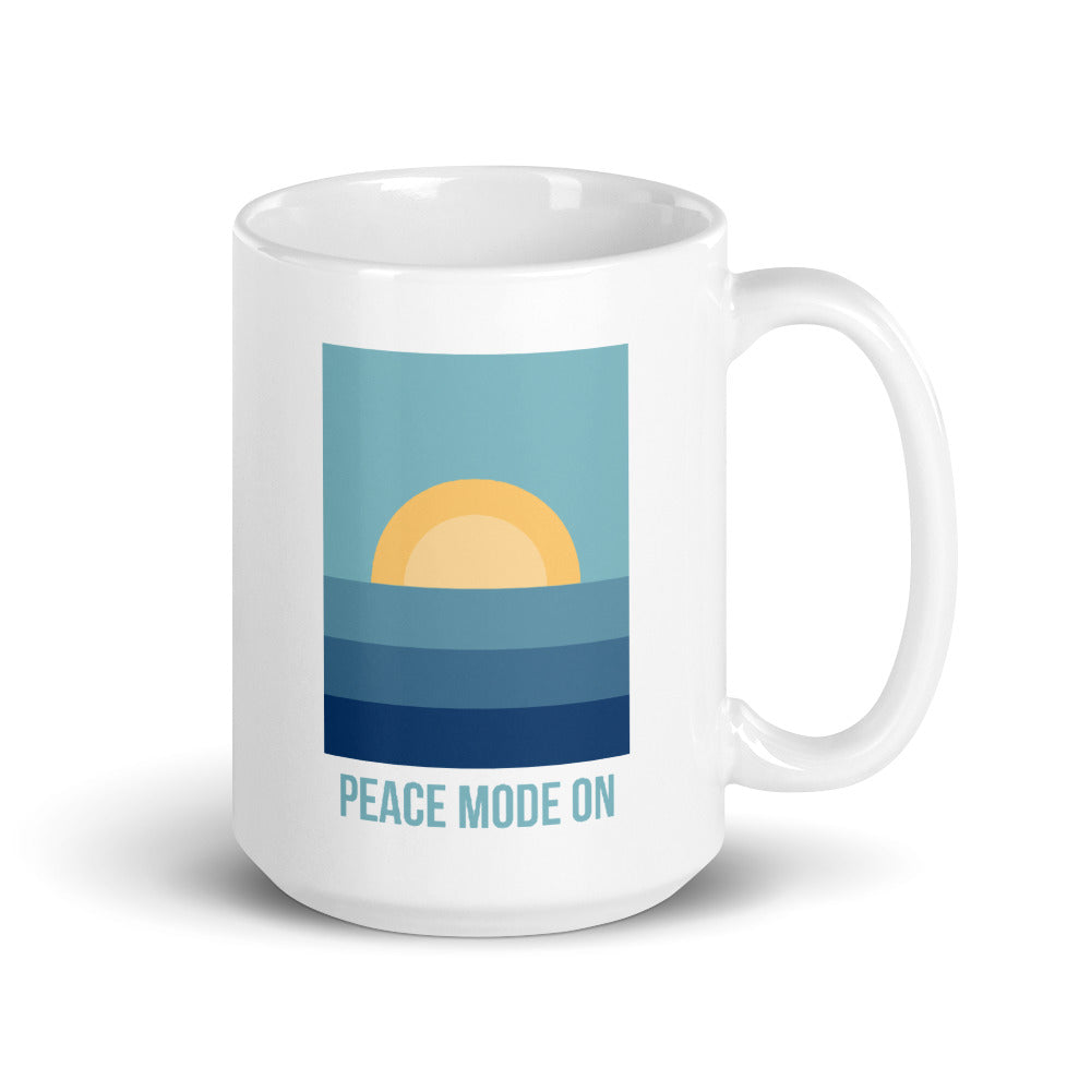 Mug *Peace Mode On* Design
