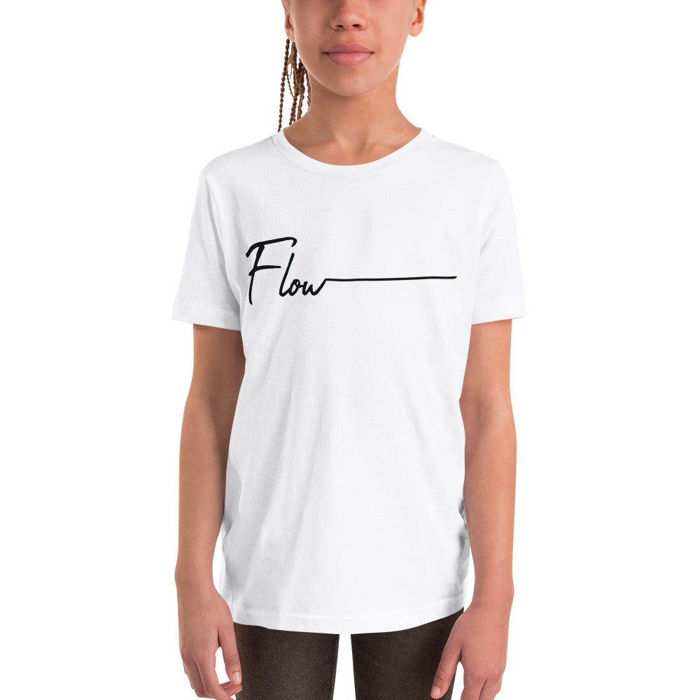 *FLOW* Youth Short-Sleeve Tee