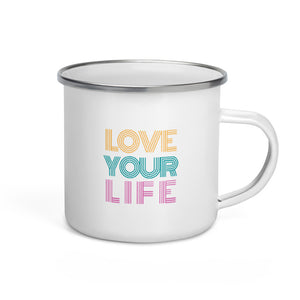 Mug *Love Your Live* Design