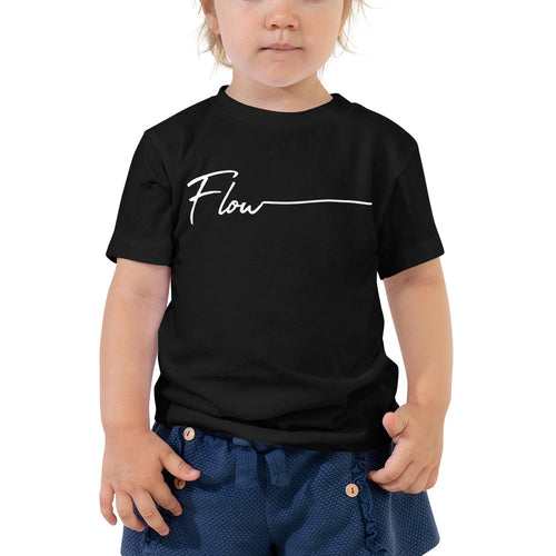 *FLOW* Toddler Short-Sleeve Tee