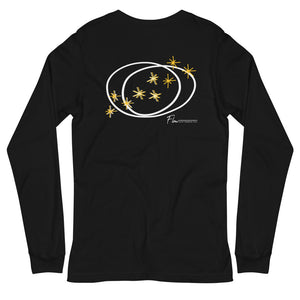 *Be the Light* Design Unisex Long-Sleeve Tee