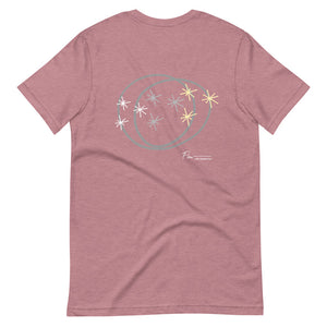 *Be the Light* Short-Sleeve Unisex T-Shirt