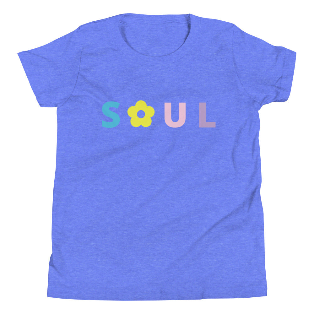 *Soul* Design Youth Short Sleeve T-Shirt