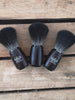 Airmid Handmade Italian wooden shaving brush vegan