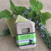 Airmid Natural solid Shampoo Bar Rosemary Wild irish Nettle pure essential oils