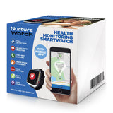 NurtureWatch -  4G/LTE SOS Auto-Fall Detection smartwatch for seniors