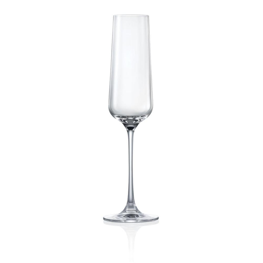 Hong Kong Hip Champagne Flute Set of 6