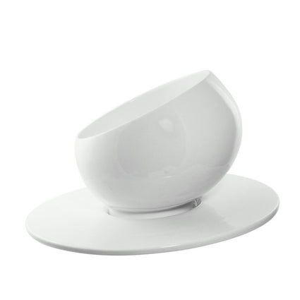 Whittier Angled Bowl And Plate