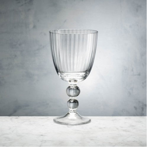 Glass Venice All Purpose Clear Set of 4