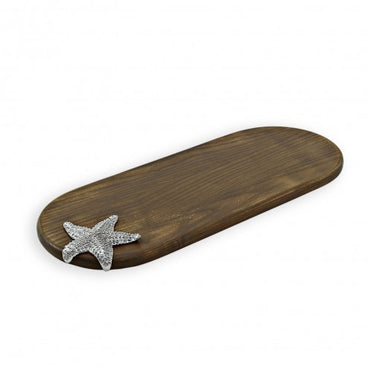 Wood Ocean Starfish Ash Cutting Board