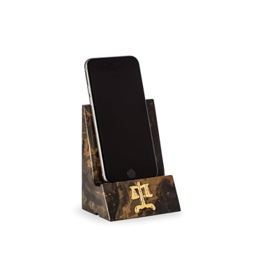 Phone Cradle Tiger Eye