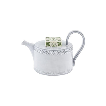 Rua Nova White Tea Pot