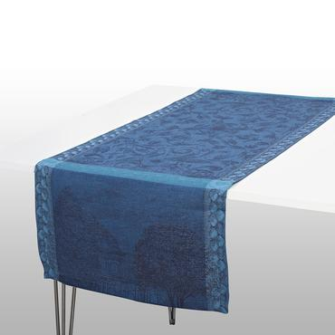 Symphonie Baroque Dusk Table Runner