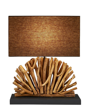 Eucalyptus Branch Table Lamp