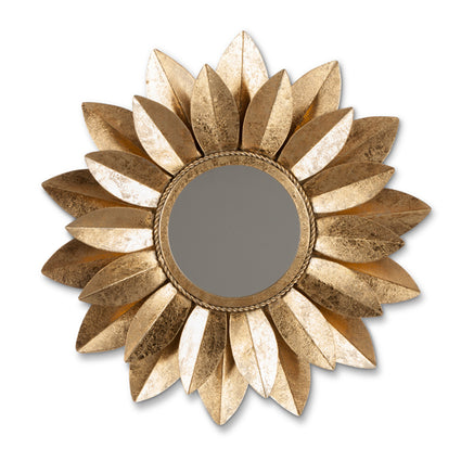Metal Starburst Mirror (Only Available Through Haiti Showroom)