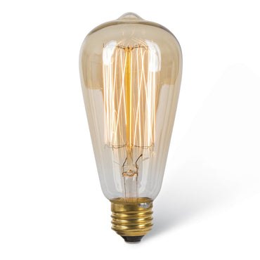 ST64 incandescent 30w Led bulb(Only Available Through Haiti Showroom)
