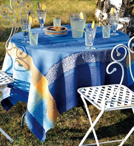 Tablecloth Bargeme Blue