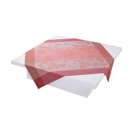 Asia Mood Tea Pink Small Square tablecloth