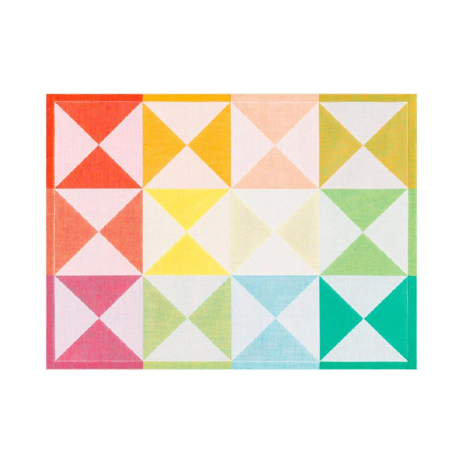 Origami Multico Placemat Set of 4