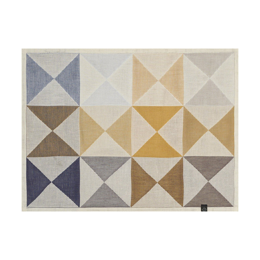Origami Polychrome Placemat Set of 4
