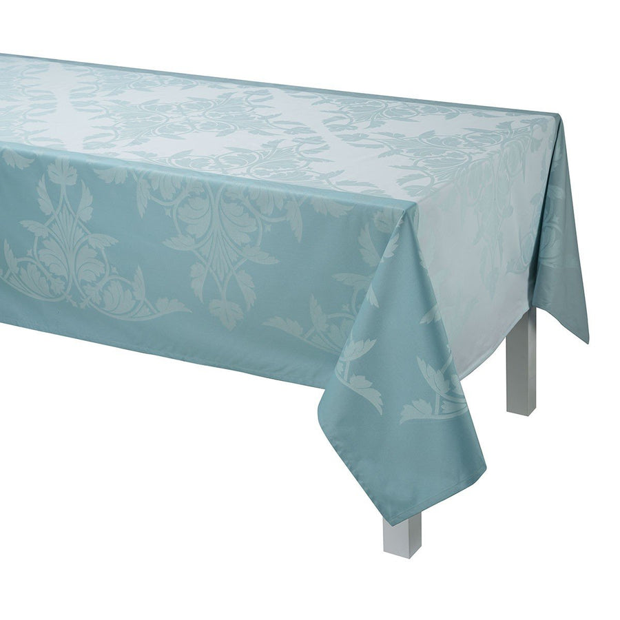 Syracuse Aqua Tablecloth