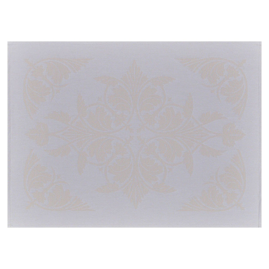 Syracuse Beige Coated Placemat Set of 4