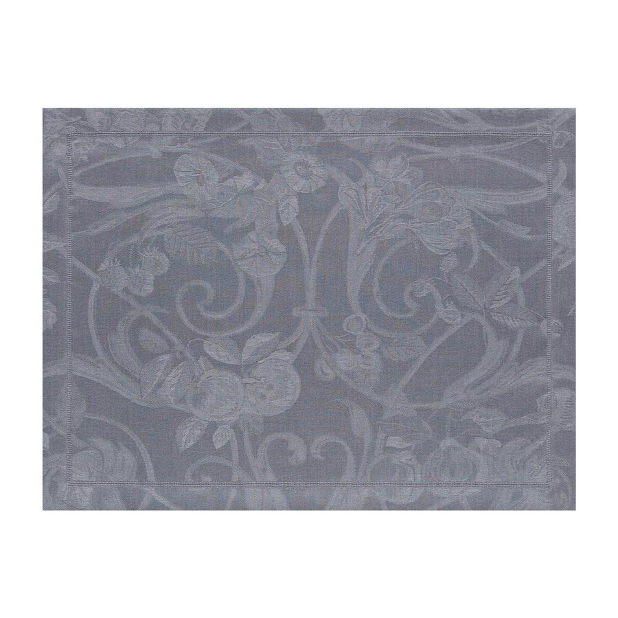 Tivoli Flannel Placemat  Set of 4