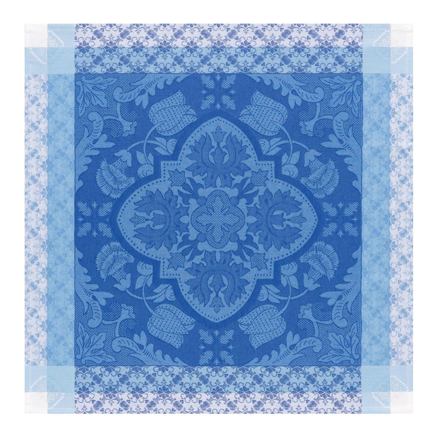 Azulejos Blue China Napkin Set of 4