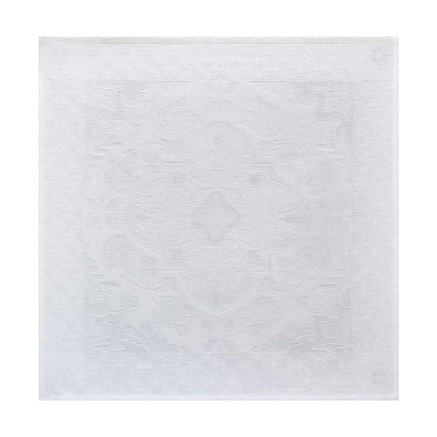 Azulejos White Napkin Set of 4