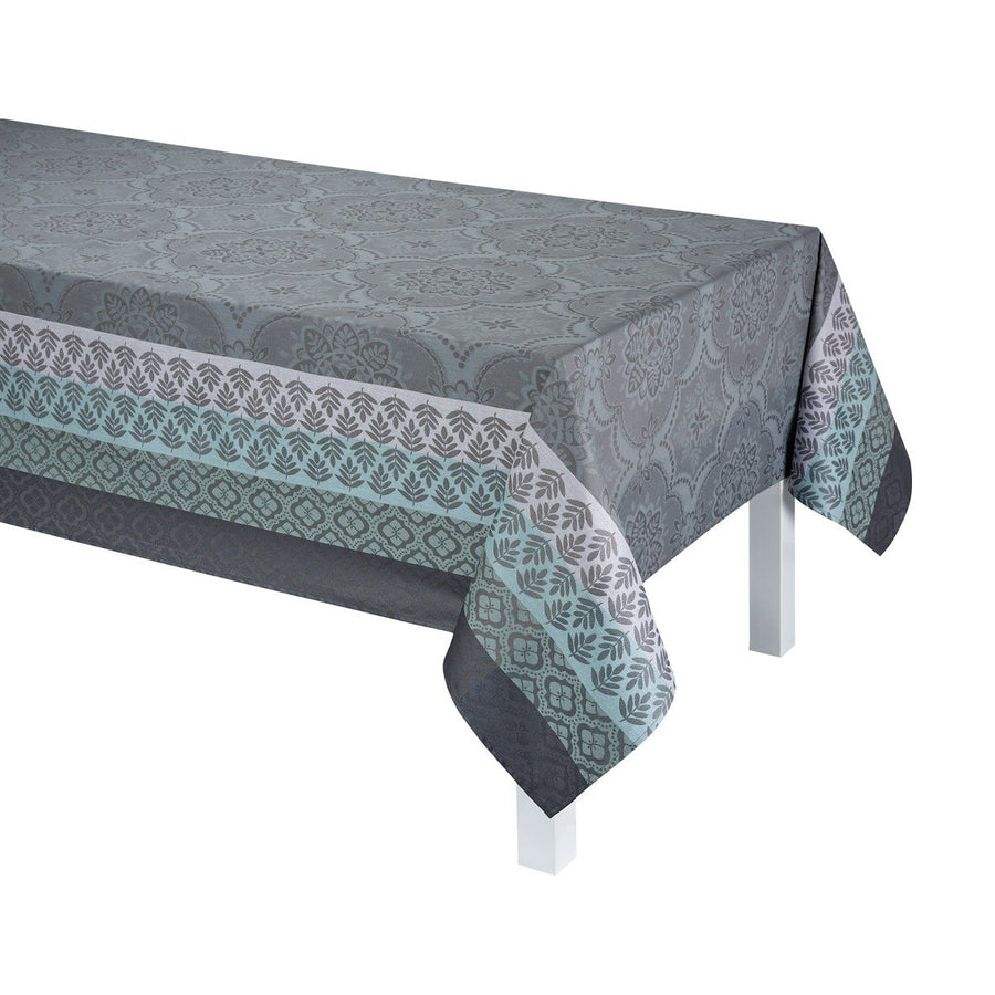 Bastide Grey Coated tablecloth