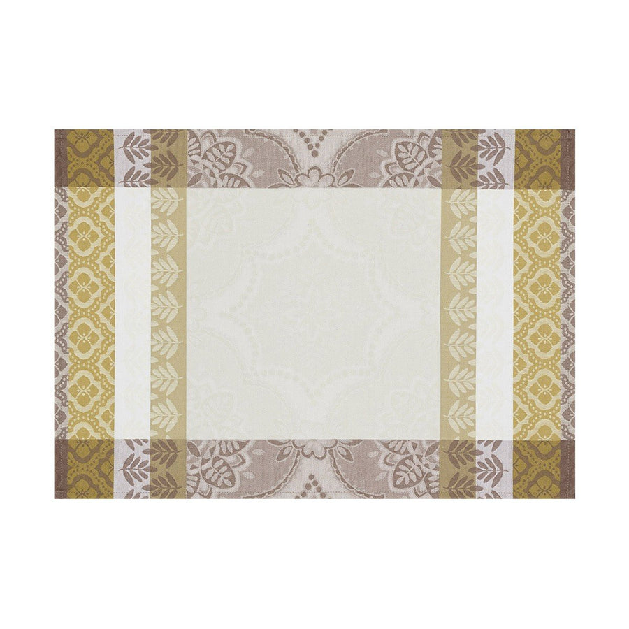 Bastide Ivory Coated Placemat Set of 4