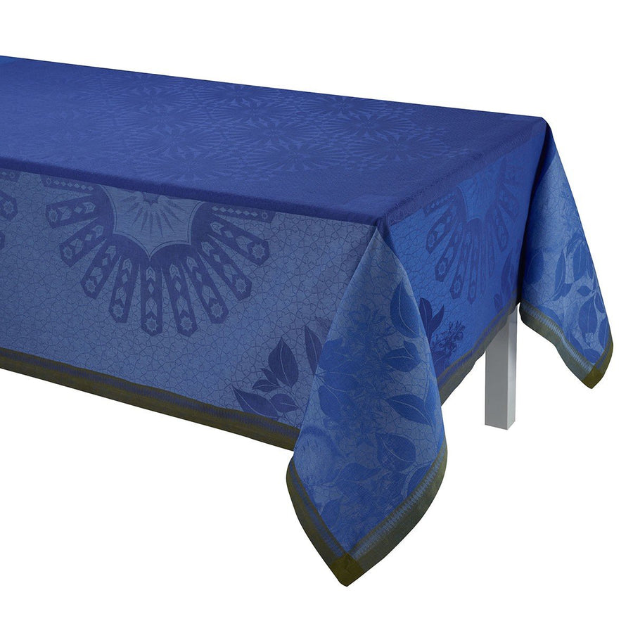 Jardin D'orient Blue Tablecloth
