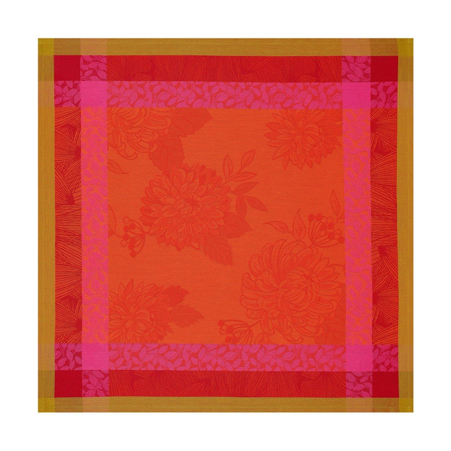 Parfums De Bagatelle Nasturtium Napkin Set of 4