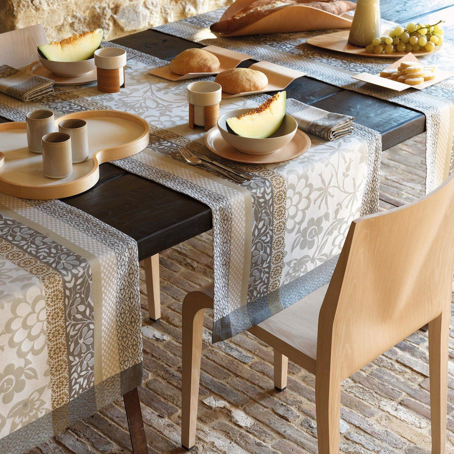 Provence Beige Table Runner