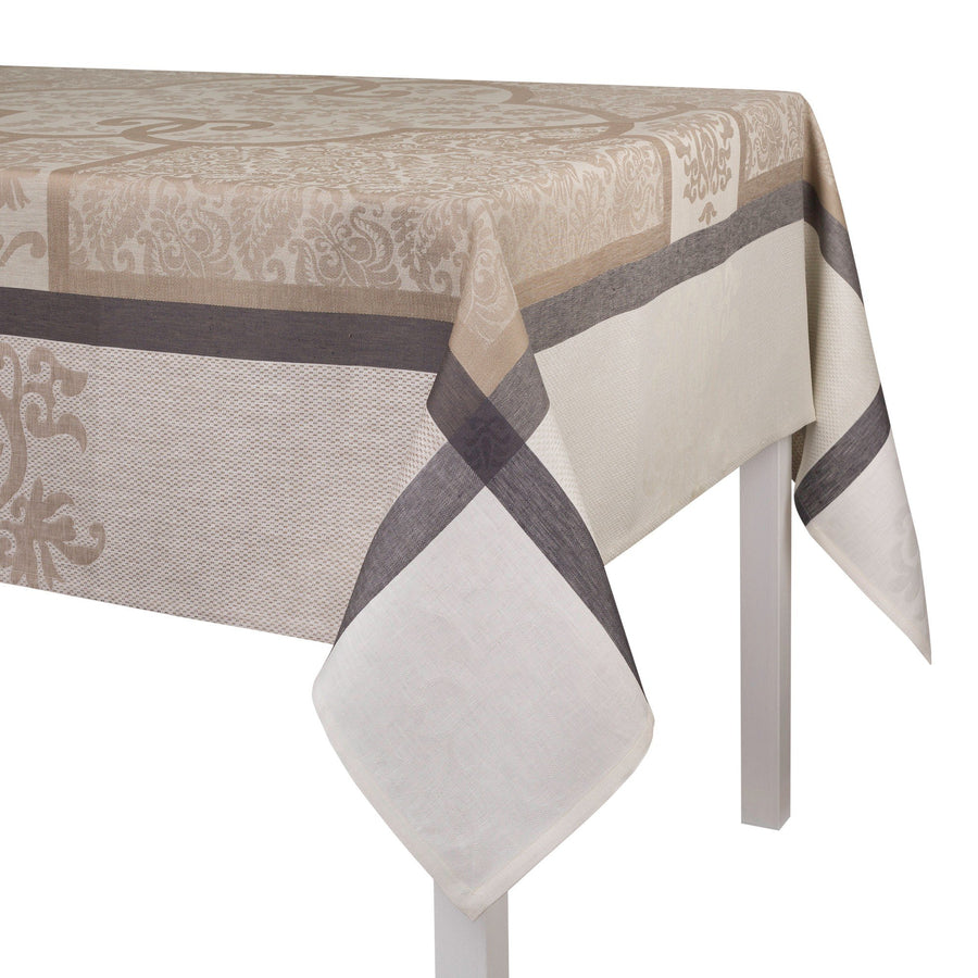 Siena Taupe Tablecloth