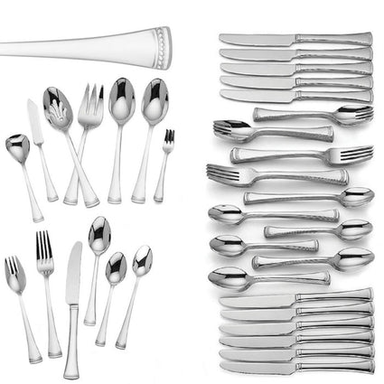 Brookfield 82 Pieces Flatware Sets