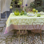 Asia mood Almond Tablecloth & Napkin