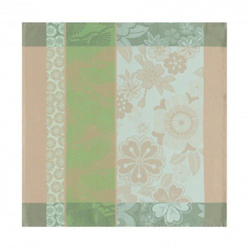 Sakura Celadon Napkin Set of 4