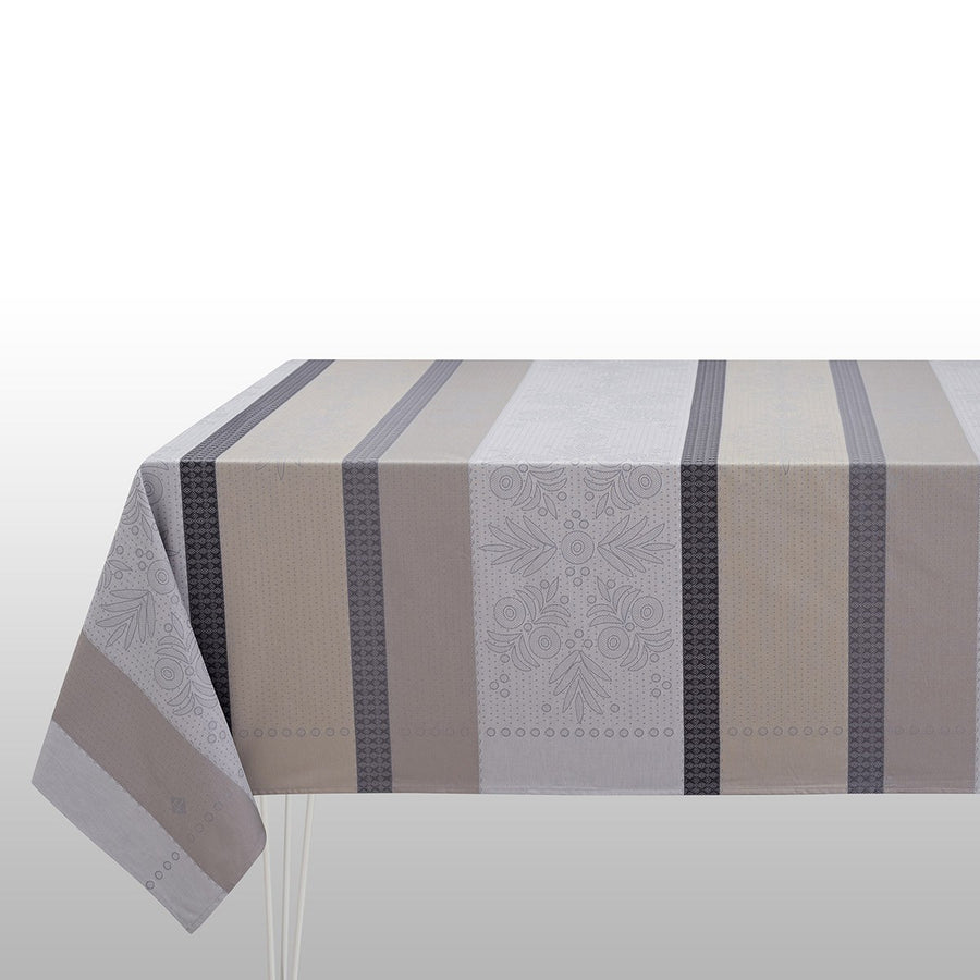 Vent d'Ouest Rye Coated Tablecloth