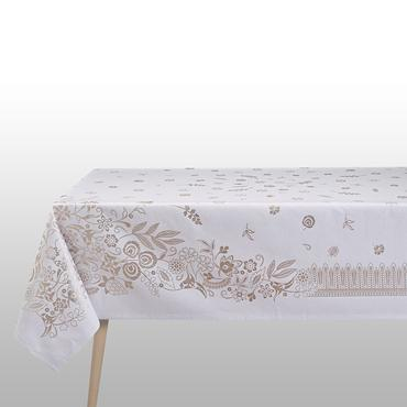 Haute Couture Cristal Gold Tablecloth