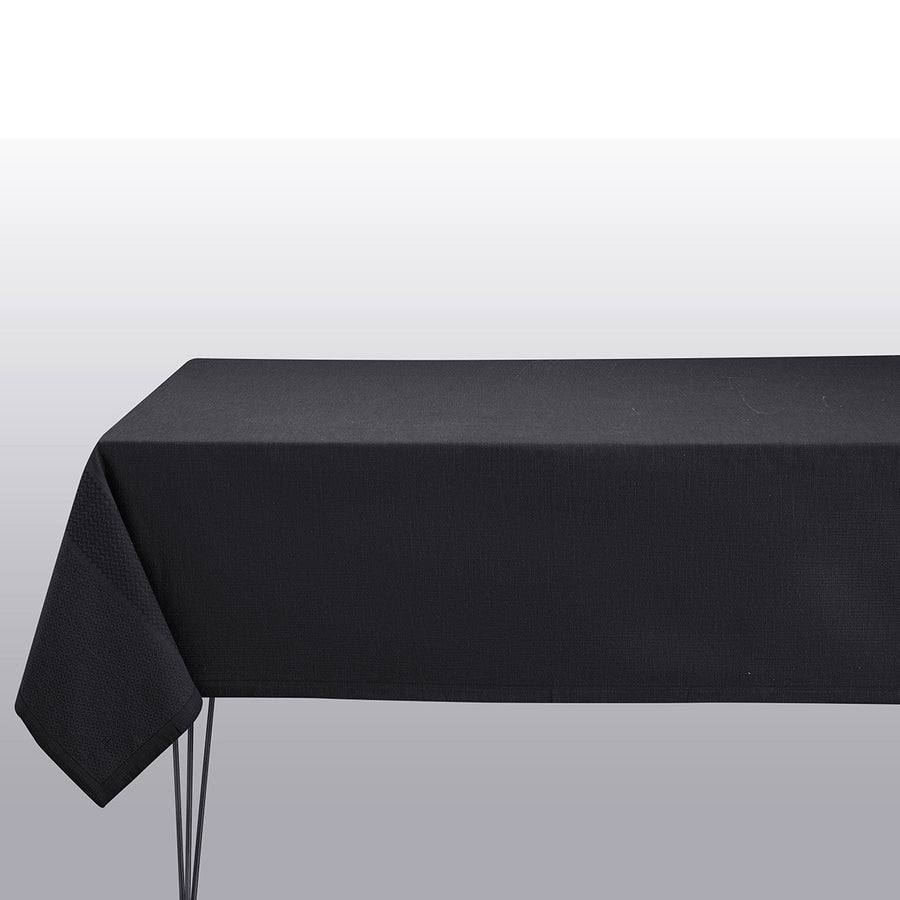 Slow Life Carbon Tablecloth