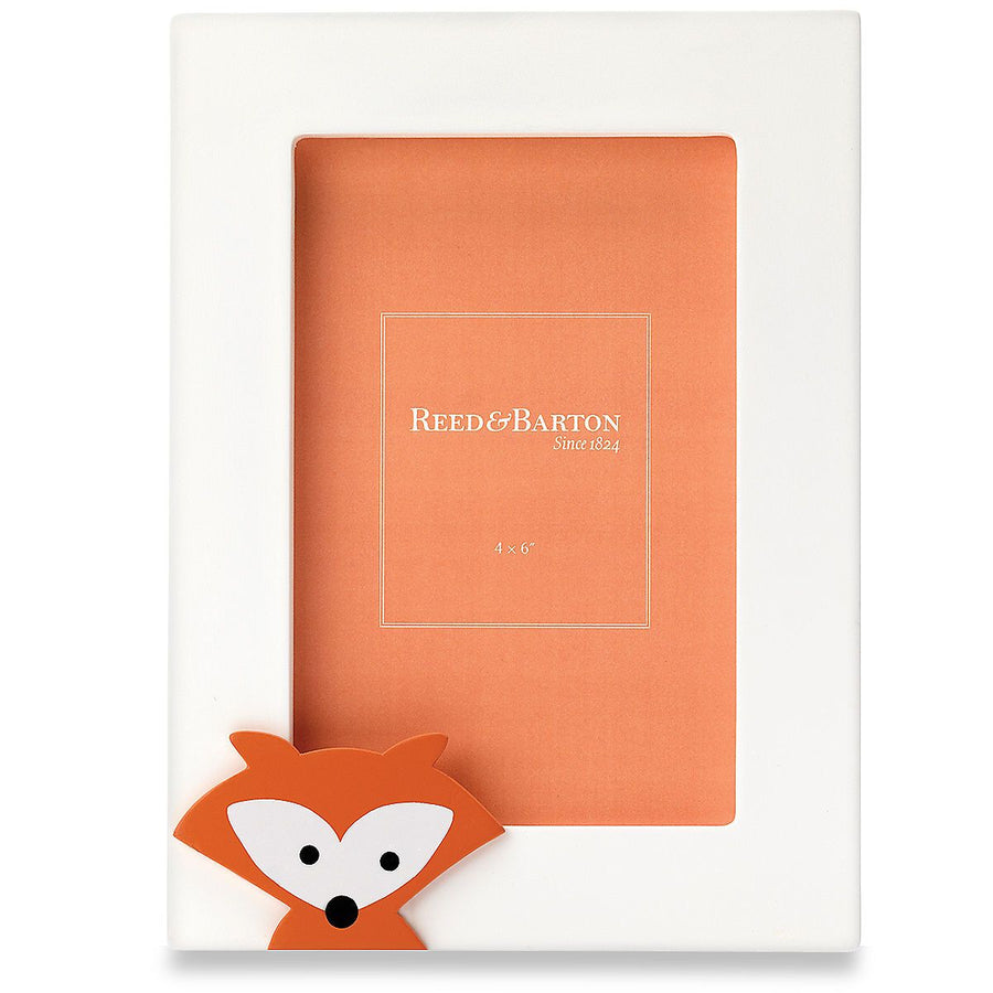 "Hazelnut Hollow Fox 4"" x 6"" Photo Frame"
